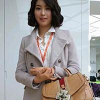 女優ユン・セインさん